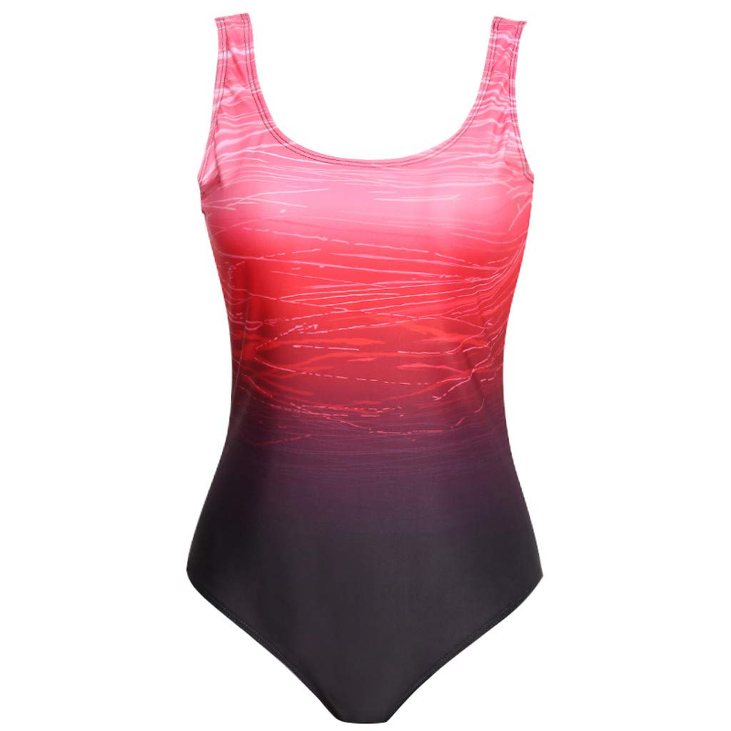 0362e5e710 kemilove Womens Bathing Suit One Piece Swimsuit Chlorine Resistant Athletic  Sports Training Exercise at Amazon Women s Clothing store