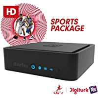 Digiturk Play IP Box with 12 Months Sports Package