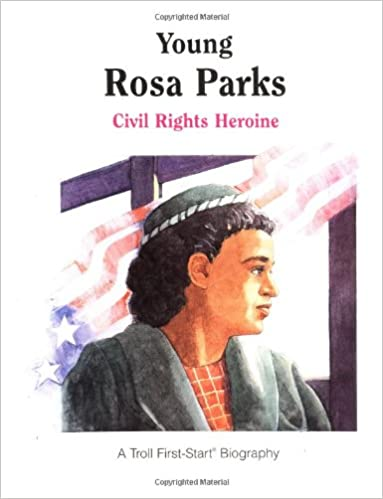 Book Young Rosa Parks: Civil Rights Heroine