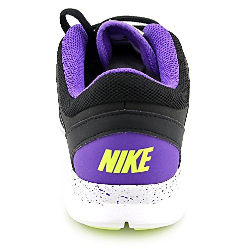 Nike Womens Flex Trainer zapatos de entrenamiento 4 Deporte Black/Volt/Hyper Grape