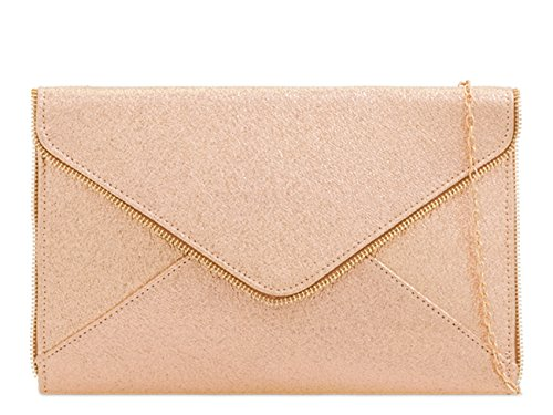 Festival Bridal Clutch Bag 2230 Purse Wedding Party Women's Bags Handbag Small LeahWard Gold Evening Envelop 307 vgFwxHCq