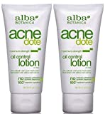 Best Oil Controls - Alba Botanica Natural AcneDote Oil Control Lotion, Maximum Review