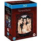 The Vampire Diaries - Season 1-2-3-4 Complete Box Set