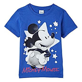 Disney Printed T-Shirt for Boys - River Blue