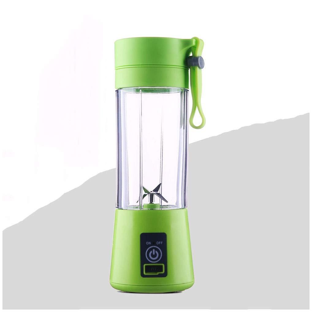 amazon XI-g Portable Smoothie Maker Blender Mini Fruits Juicer Cup Mixeur De Nourriture pour Bébés en Plein Air USB Rechargeable 4 Lames 380ml BPA Gratuit pas cher prix