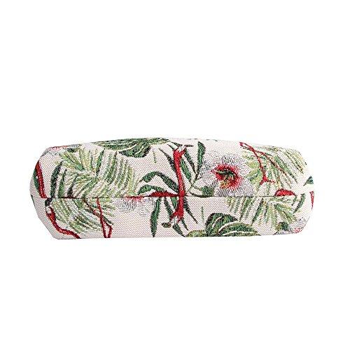 stile spalla donna borsa in messenger Borsetta tessuto Flamenco moda a a floreale tracolla arazzo Signare alla zTB4zYqa