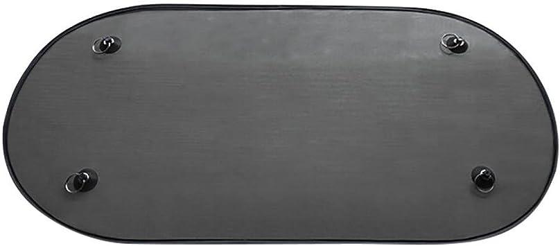 Sonnenschutz Sonnenblende Schwarz Auto Seite Heckfenster Zubehör 50*100 Cm