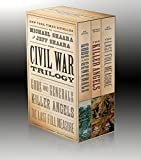 MIchael Shaara and Jeff Shaara Civil War Trilogy