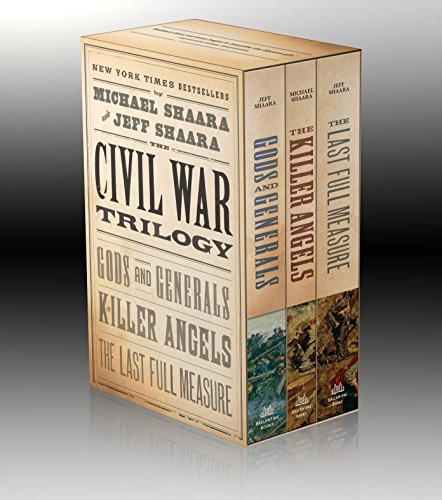The Civil War Trilogy: Gods and Generals / The Killer Angels / The Last Full ()
