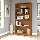 Universal 5 Shelf Bookcase in Royal Oak