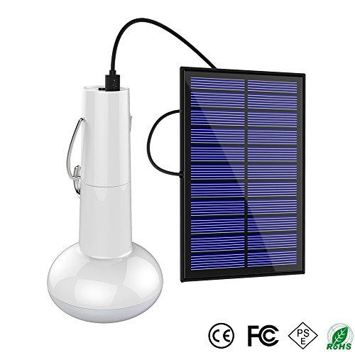 Chicken Coop Solar Powered Lighting - 8