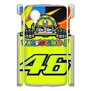 Google Nexus 5 Phone Cases White Valentino Rossi R6744997