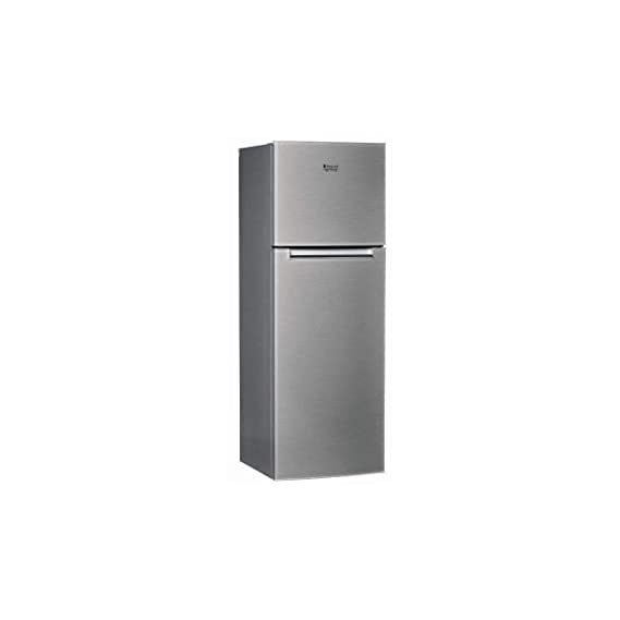 Hotpoint HTM 1722 V Independiente 300L A+ Acero inoxidable nevera ...