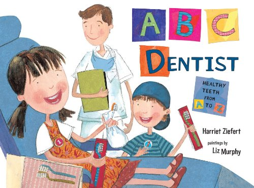kids book about visiting the dentist