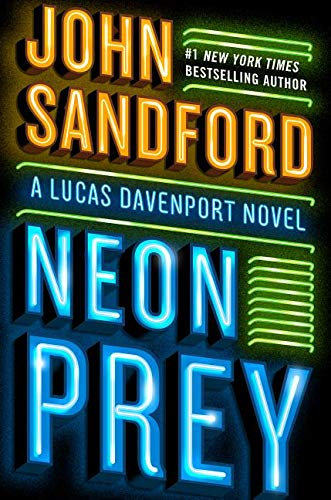 Book Cover: Neon Prey