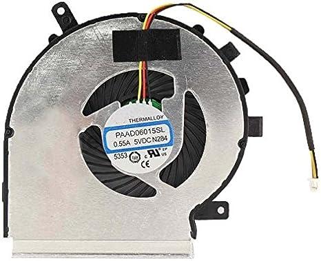 3CTOP CPU ventiladores de refrigeración para MSI ...