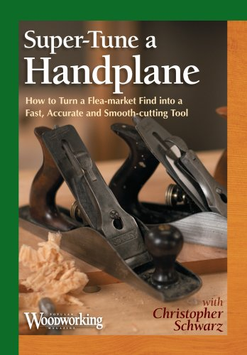 Super-Tune a Handplane by Popular Woodworking