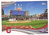 2017 Topps Opening Day at the Ballpark Insert #ODB-14 Cleveland Indians