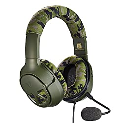 Turtle Beach Recon Camo Multiplatform Gaming Headset For Xbox One, Ps4, Pc, Mac, & Mobile - Xbox One