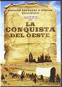 La Conquista Del Oeste [DVD]