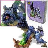 Mod?le Monster Hunter DX Statue Monsters [Figure 3] Burakidiosu (Japon import / Le paquet et le manuel sont ?crites en japonais)