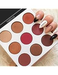 Big Promotion!Pro Eyeshadow Palette,ZYooh Cosmetic Matte...