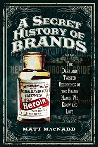 A Secret History of Brands: The Dark and Twisted Beginnings of the Brand Names We Know and - A Brands Beginning With