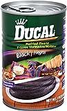 Goya Ducal Black Refried Beans, 15 Ounce (Pack of 24)