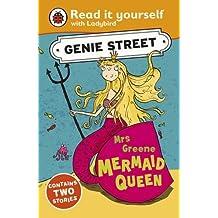 Ladybird Read It Yourself Genie Street Mrs Greene Mermaid Queen