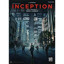 Inception - Movie Selections: Piano Solos
