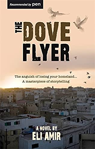 book cover of The Dove Flyer