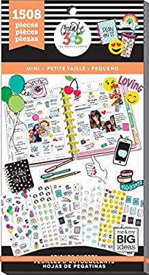 Me and My Big Ideas Pegatinas Mini Icons Value Pack Happy Planner ...
