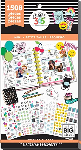 Seasonal Icons - me & my BIG ideas PPSV-61-3048 The The Happy Planner Stickers, Icons