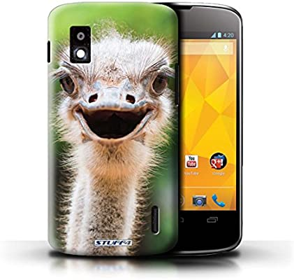 Cobalto® Printed Case for lgg3 | Wildlife Collection Strauß / Emu ...
