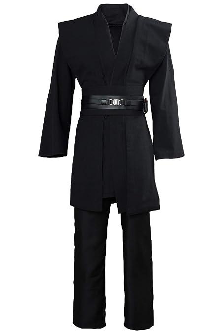 MingoTor Star Wars Kenobi Jedi Tunic Disfraz Traje de ...