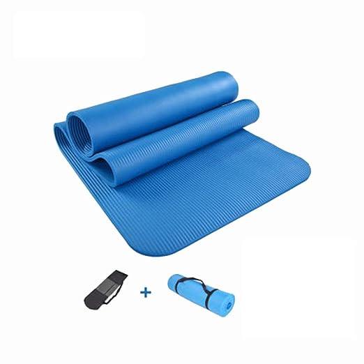 DLJFU - Esterilla de Yoga para Yoga y Yoga: Amazon.es: Hogar