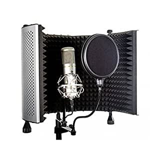 studio series vocal booth pro 2nd edition musical instruments. Black Bedroom Furniture Sets. Home Design Ideas