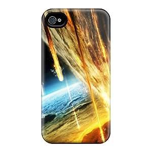 Tcu7099mRNU OTBOX Ssj5 Durable Iphone 4/4s Tpu Flexible Soft Case