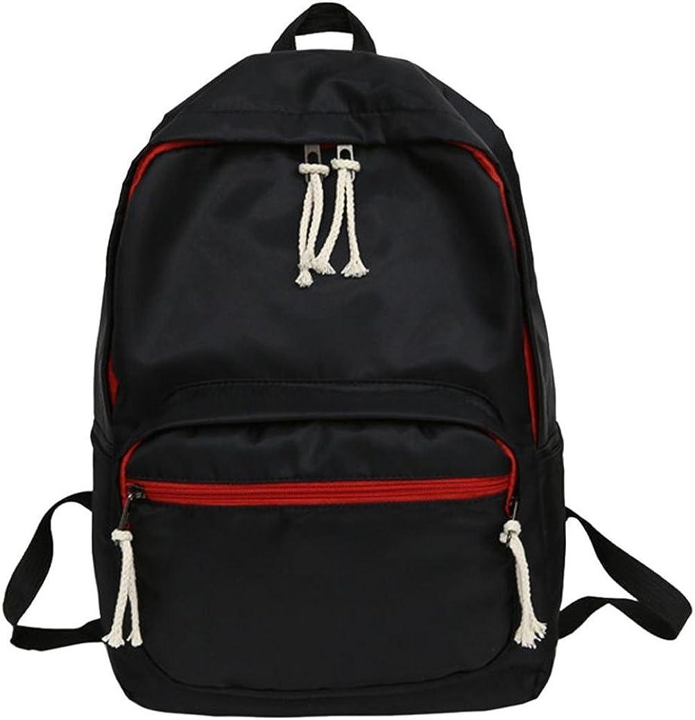 W x16.92 H L School Bag For Boys Girls,Nylon Backpack Bookbag-12.59 x5.51