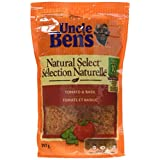 Uncle Ben's Natural Select Tomato & Basil Rice, 397g