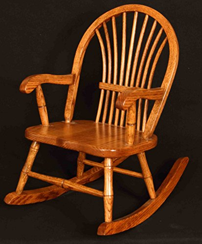 Childs Sheaf Rocker by Old World Amish