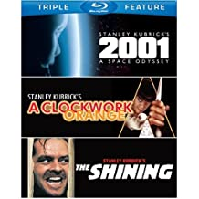Stanley Kubrick Triple Feature