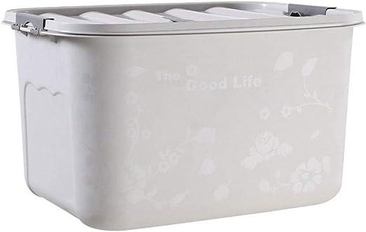 xy Cajas almacenaje plastico Caja de Almacenamiento de plástico de ...