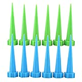 Woopower Self Watering System for Plants, Automatic Plant Waterer Garden Cone Watering Spike Plant Flower Waterer Irrigation (12 Pack)