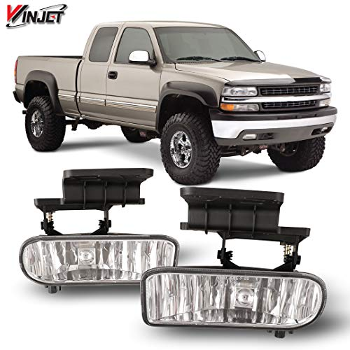 05 chevy tahoe fog light assembly - 1