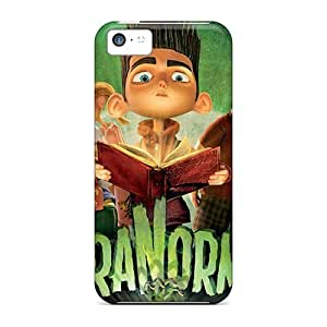 Top Quality Protection Paranorman Movie Case Cover For Iphone 5c