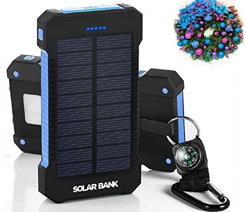 Best Portable Solar Charger For Cell Phone - 8