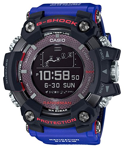 CASIO G-SHOCK RANGEMAN TEAM LAND CRUISER TOYOTA AUTO BODY GPR-B1000TLC-1JR MENS