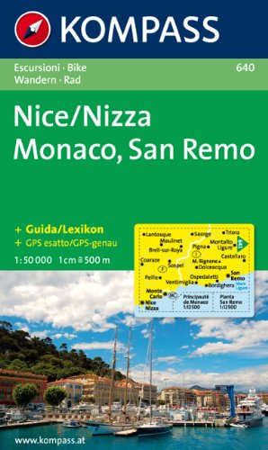 Nice Monaco San Remo 640 Kompass Di