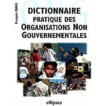 Dictionnaire Pratique des Organisations Non Gouvernementales